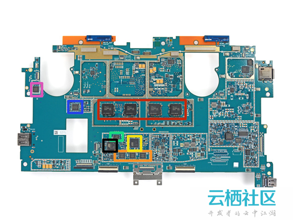 微软Surface Pro 2拆解-surface pro 2 拆解