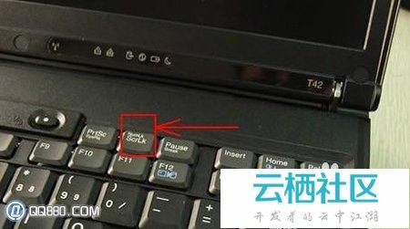 笔记本键盘字母怎么变数字-笔记本键盘打不出字母