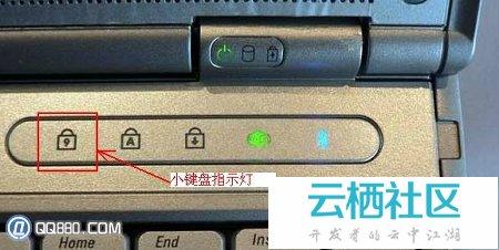 笔记本键盘字母怎么变数字-笔记本键盘字母数字