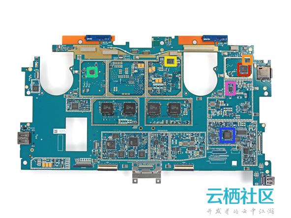微软Surface Pro 2拆解-微软surface pro2