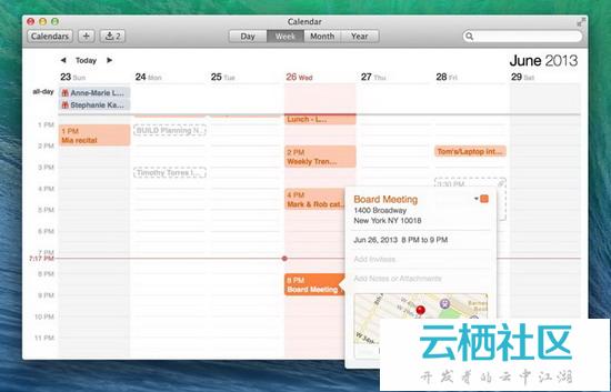 Mac OS X Mavericks系统的新特性-mac os mavericks iso