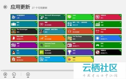 Win8 Apps生态的成长轨迹-成长轨迹