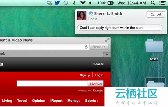 Mac OS X Mavericks系统的新特性-mac os mavericks