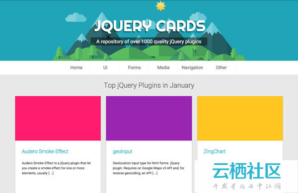 超过1000个超实用的高品质JQUERY插件免费使用-超实用的jquery代码段