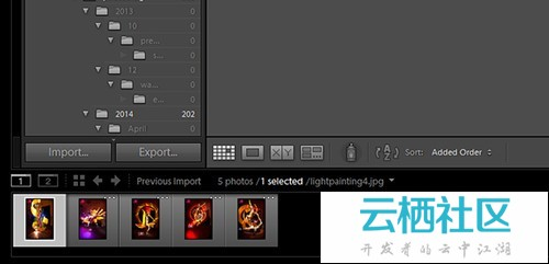 用Photoshop还是Lightroom好-photoshop lightroom5