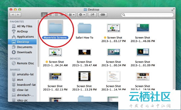 如何在OS X Mavericks的Finder打开不同标签-os x mavericks 下载